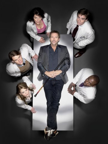 Доктор Хаус и команда